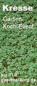 Garten-Koch-Event Kresse [31. März 2007]