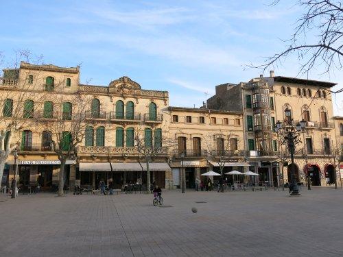 Mallorca2013LlucMajorPlacaEspanya.jpg
